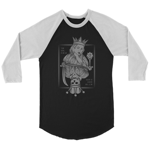 The Queen is Alive (Jersey Tee)