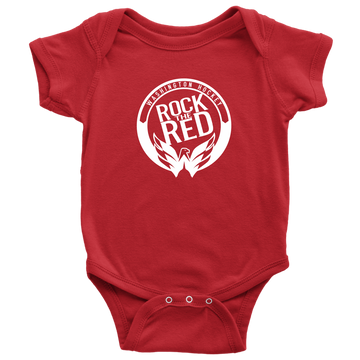 Rock the Red (Onesie)
