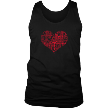 Heart of the City - Atlanta (Tank Top)