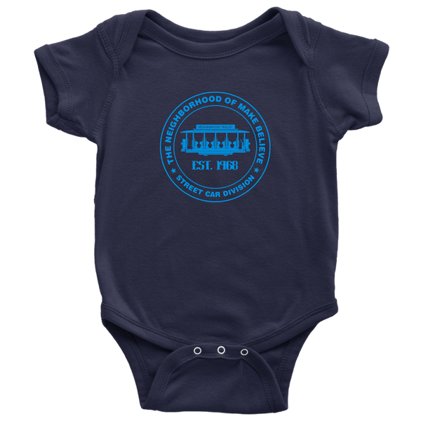 Neighborhood of Make Believe - Blue (Onesie)