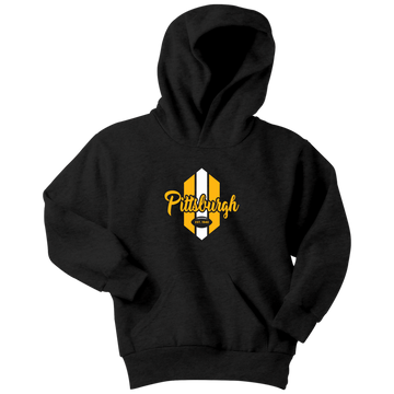 Pittsburgh Established (Kids Hoodie)