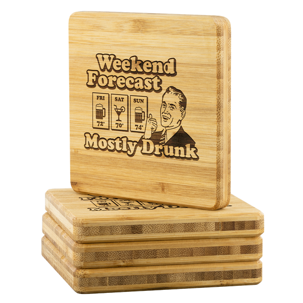 Weekend Forecast (Coasters)