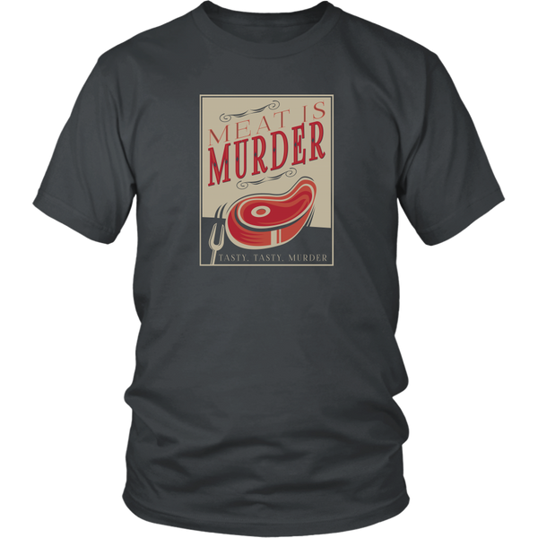 Meat is Murder (T-Shirt)