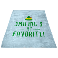Smiling's My Favorite (Blanket)