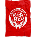 Rock the Red (Blanket)