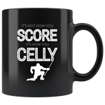 How You Celly (11oz Mug)