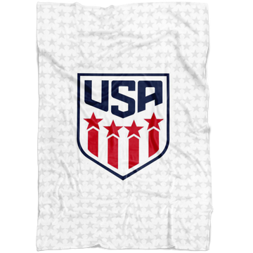 USA Go for 4 (Blanket)
