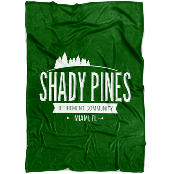 Shady Pines (Blanket)