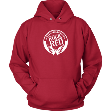 Rock the Red (Hoodie)