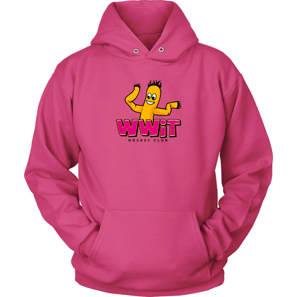 Wacky Wavy Inflatable Tubemen Hockey Club (Hoodie)