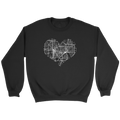 Heart of the City - Minneapolis/St. Paul (Sweatshirt)