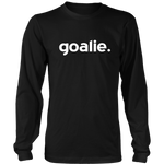 Goalie (Long Sleeve)
