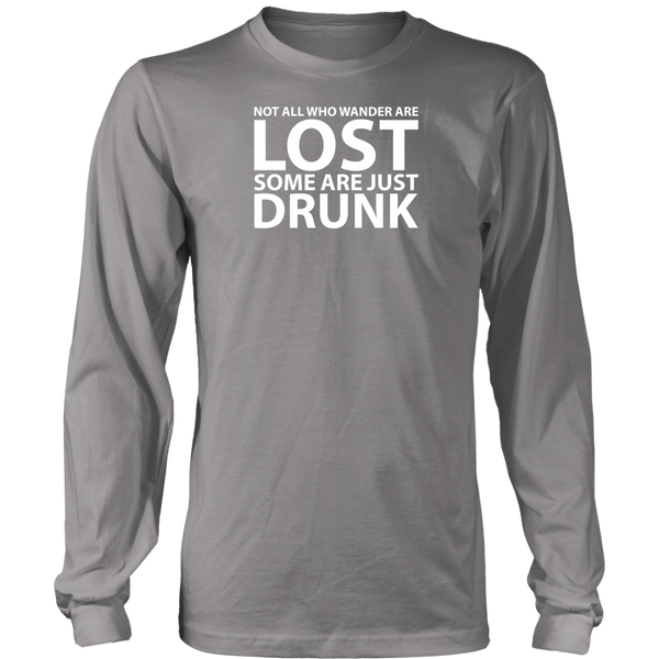 Lost Drunk (Long Sleeve)