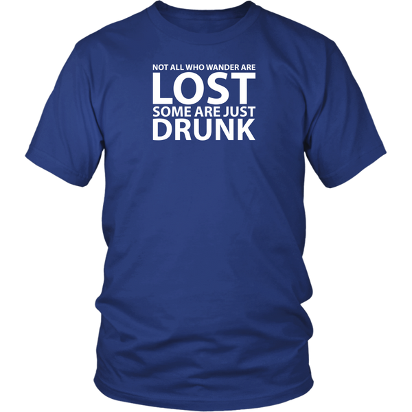 Lost Drunk (T-Shirt)