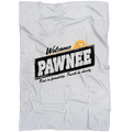 Welcome to Pawnee (Blanket)