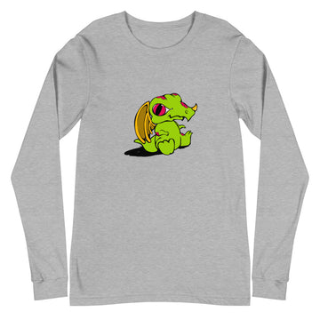 Baby Dragon Unisex Long Sleeve Tee