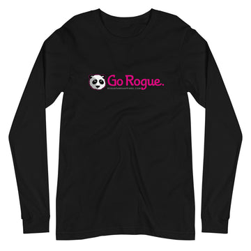RPAC #GoRogue Branded Unisex Long Sleeve