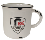 Vintage Inspired Mugs Canadian Sheild