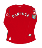 Women's Canadian Patch Shirt