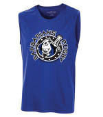 Blue Muscle Tee (Dri-fit)