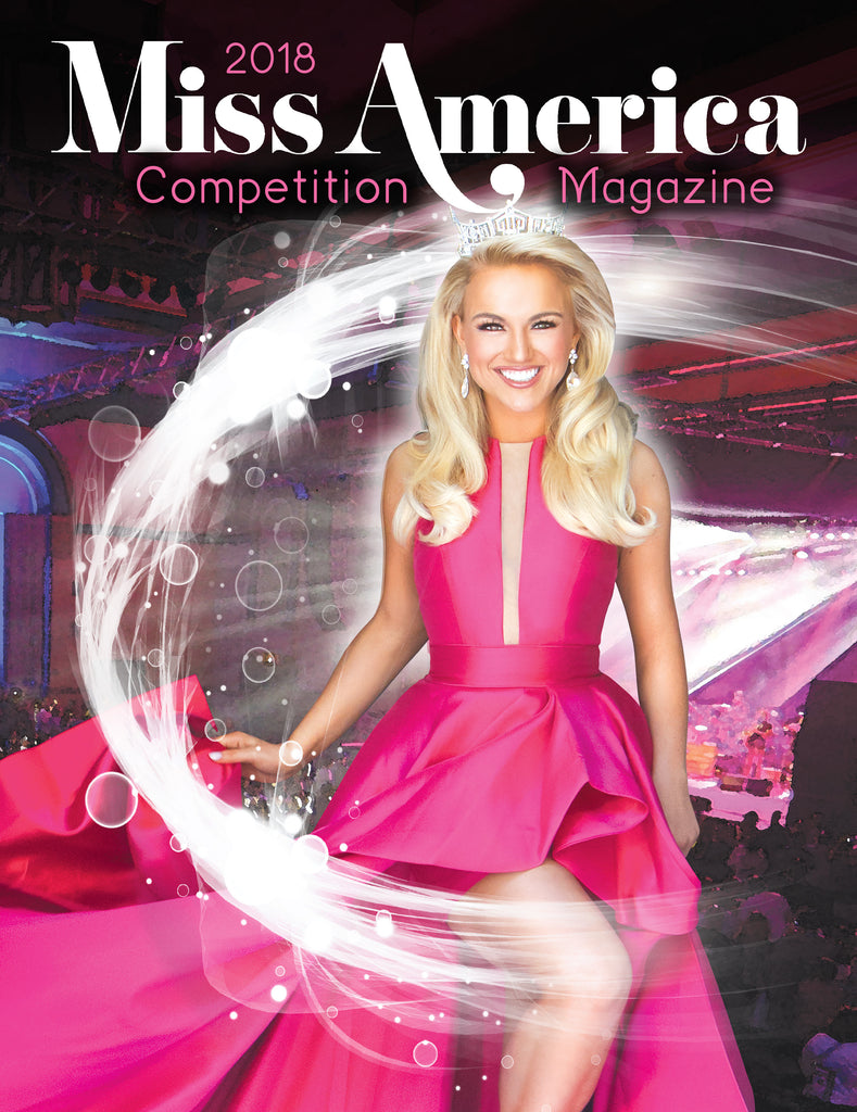 2018 Miss America Competition Magazine