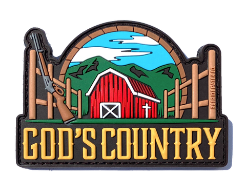 God's Country - Patch