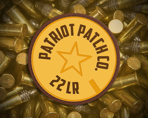 22LR Headstamp - Morale Patch