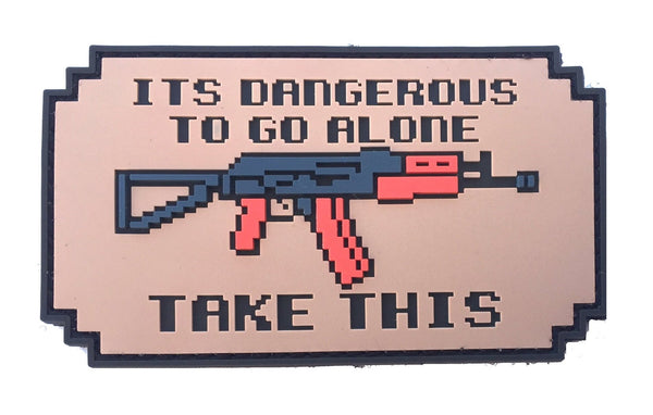 Dangerous To Go Alone - Patches