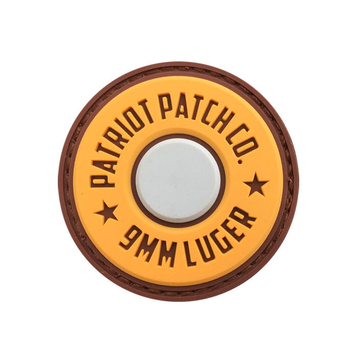9MM Headstamp - Patches