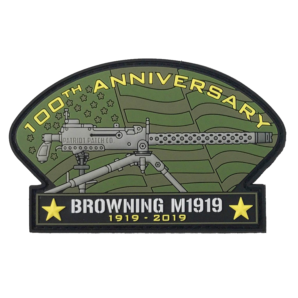 1919 Anniversary - Patch