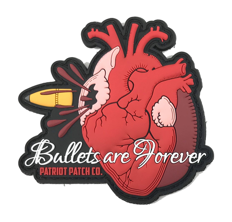 Bullets Are Forever - Patch