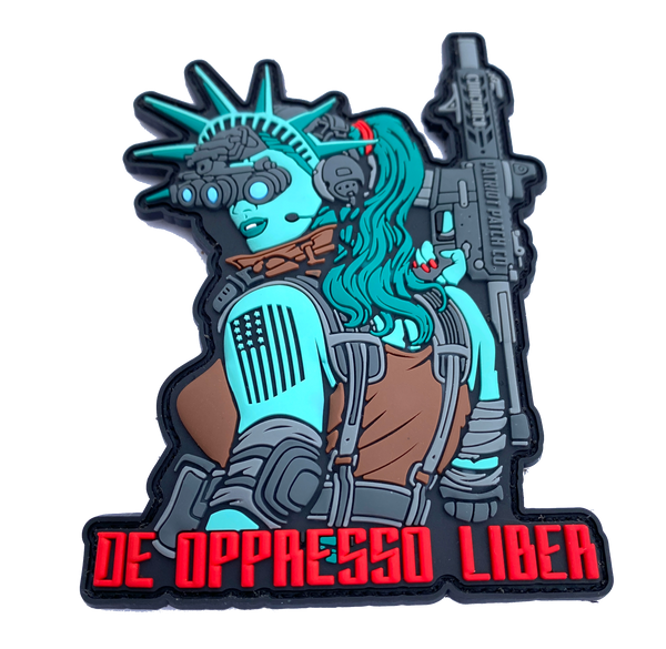De Oppresso Liber - Rogue Liberty - Patch