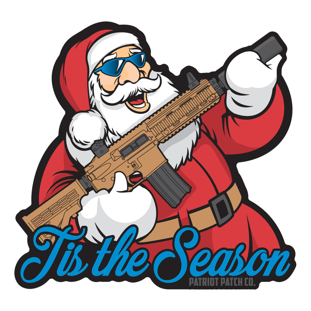 Tis the Season Stickers
