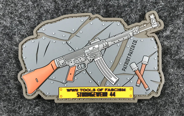 WWII Guns - Sturmgewehr 44 - Patch