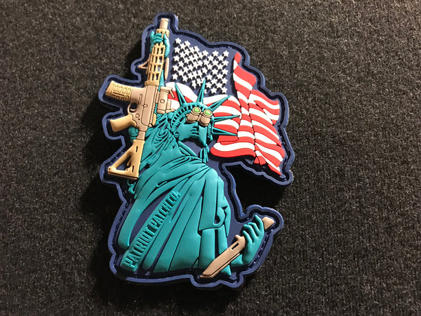 Lady Liberty - Patch