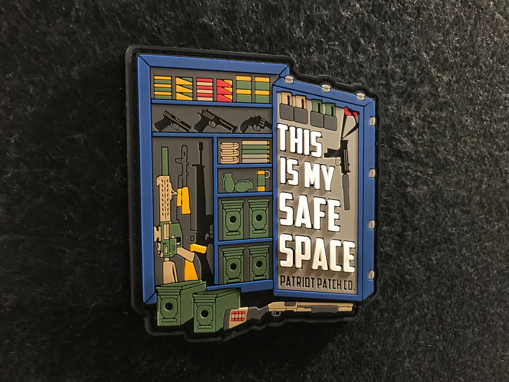 Safe Space 2 0 - Patch