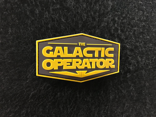 Galactic Operator - Patch