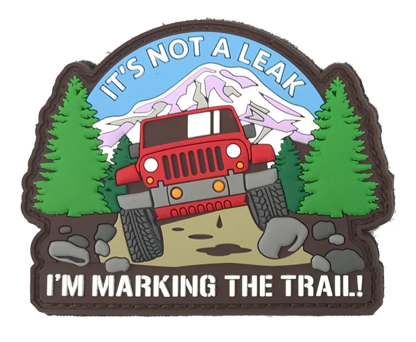 It's Not A Leak 4x4 - Patch