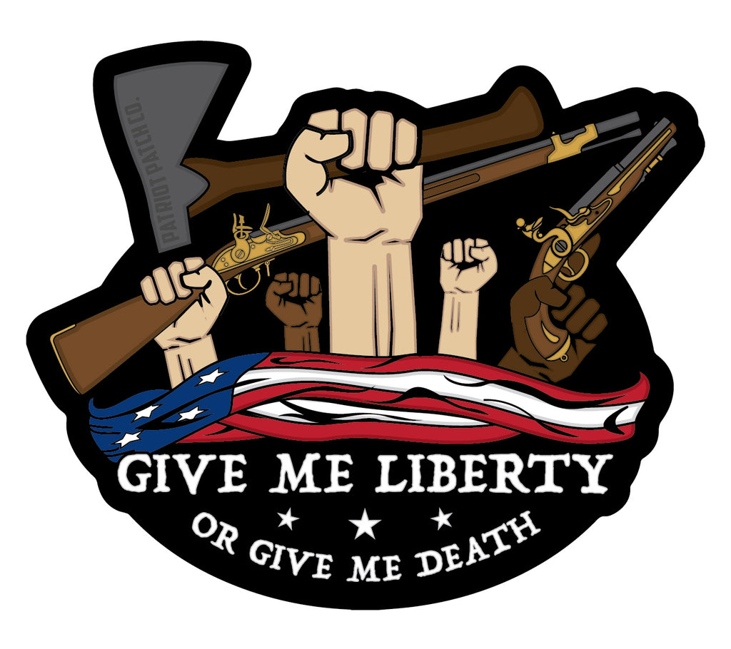 Give Me Liberty Stickers