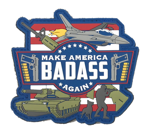 Make America Badass Again - Patch