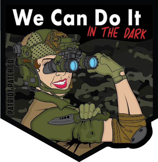 We Can Do It In The Dark Stickers