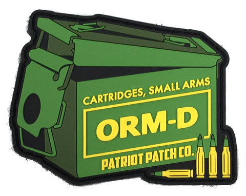 ORM-D Patch - Morale Patch
