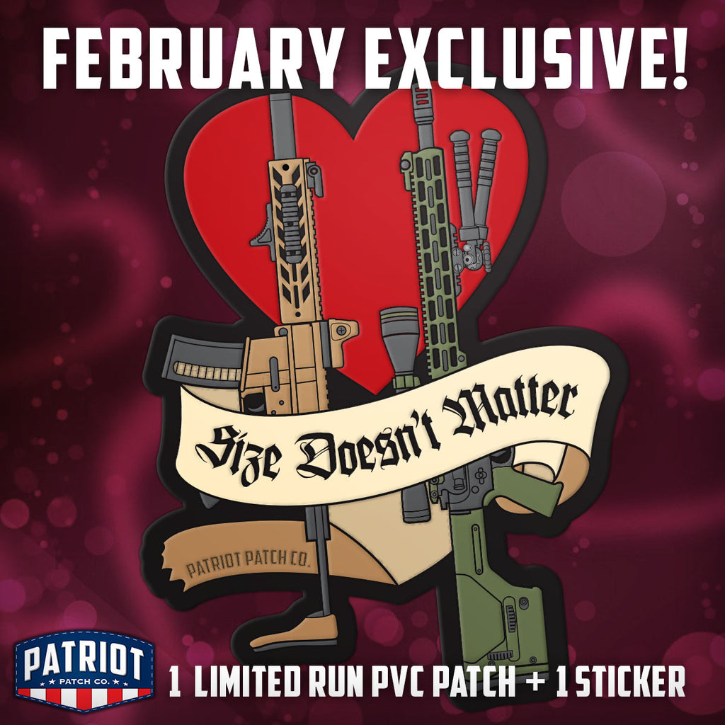 February 2019 - Patch of the Month