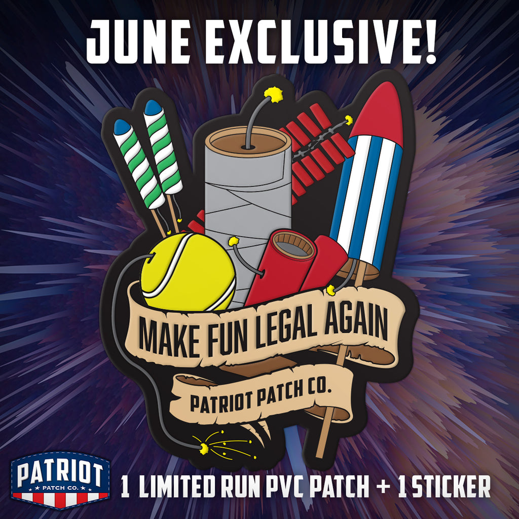 June 2019 - Patch of the Month