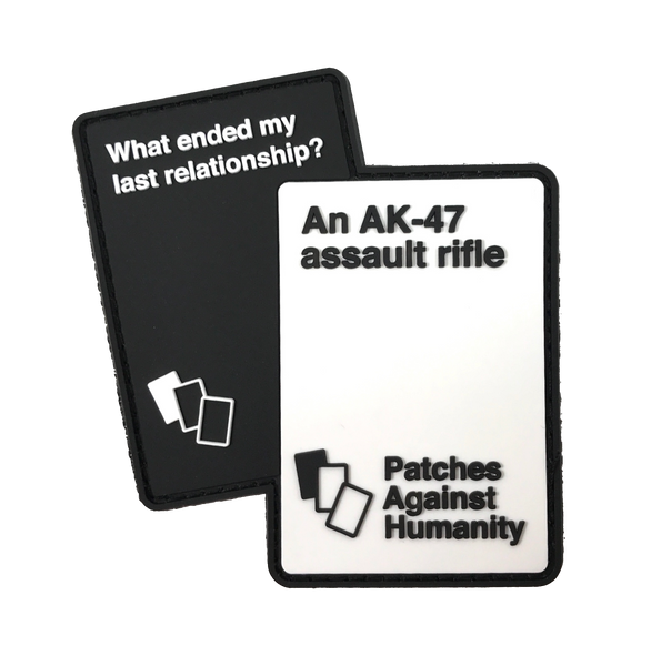Patches Against Humanity - Patch