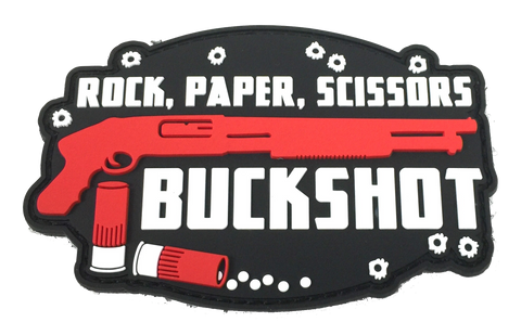 Rock, Paper, Scissors, Buckshot - Morale Patch