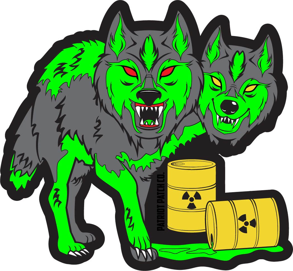 Rad Wolf - Patch