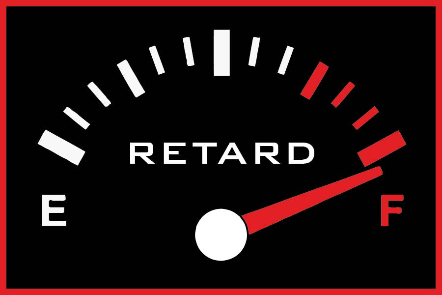 Retard Fuel Gauge - Patch