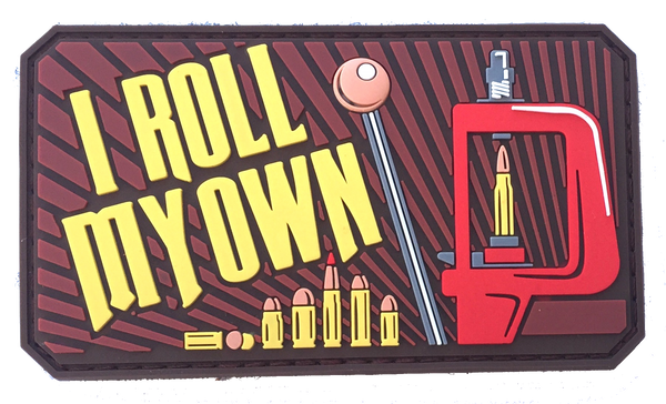 I Roll My Own - Patch
