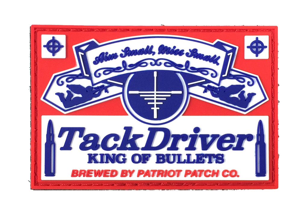 Tack Driver King of Bullets - Patch